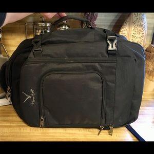 Haynes Eagle travel bag backpack/briefcase